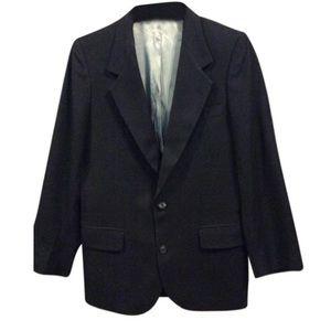 Vintage Nino Cerruti Paris Black Blazer